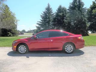 Used 2013 Mazda MAZDA6 GS SPORT for sale in Thornton, ON