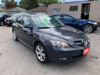 Used 2008 Mazda MAZDA3 GT *Ltd Avail* for sale in Toronto, ON