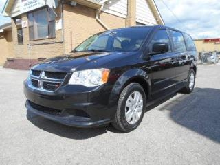 Used 2014 Dodge Grand Caravan SE 3.6L V6 7Passenger Certified 108,000Km for sale in Rexdale, ON