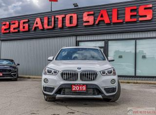 Used 2019 BMW X1 xDrive28i|ACCIDENT FREE|NAV|LEATHER| for sale in Brampton, ON