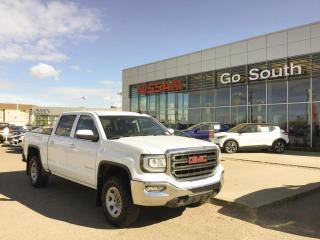 Used 2017 GMC Sierra 1500 SLE, 4WD, 4X4, CREW CAB for sale in Edmonton, AB