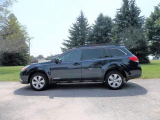 Used 2012 Subaru Outback 2.5i Touring AWD Wagon for sale in Thornton, ON