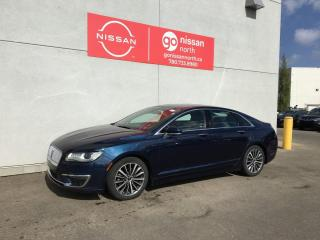 Used 2017 Lincoln MKZ Select 4dr AWD Sedan for sale in Edmonton, AB