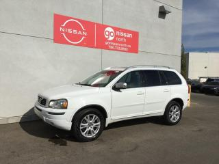 Used 2014 Volvo XC90 3.2 Premier Plus 4dr AWD Sport Utility for sale in Edmonton, AB