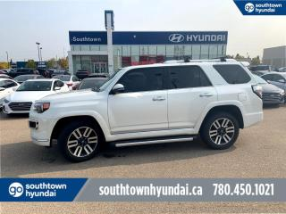 Used 2016 Toyota 4Runner LIMITED/7PASS/NAV/LEATHER/ROOF for sale in Edmonton, AB