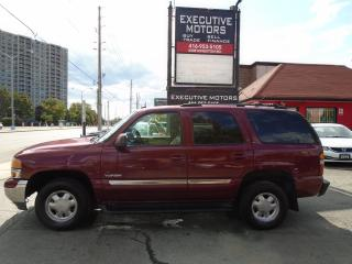 Used 2002 GMC Yukon SLT/ 4X4 / 7 PASSENGER / V8 / WORK TRUCK/ for sale in Scarborough, ON