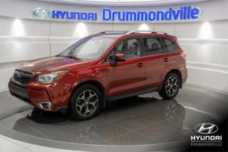 Used 2015 Subaru Forester 2.0XT LIMITED + GARANTIE + NAVI + TOIT for sale in Drummondville, QC