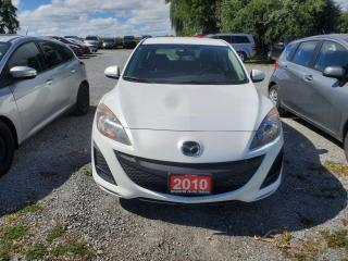 Used 2010 Mazda MAZDA3 GX for sale in Stouffville, ON