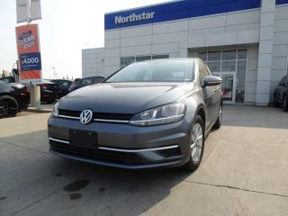 Used 2019 Volkswagen Golf COMFORTLINE/AUTO/HEATEDSEATS/BACKUPCAM/HEATEDSEATS for sale in Edmonton, AB