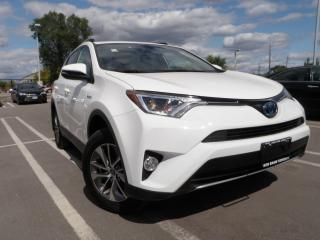 Used 2018 Toyota RAV4 Hybrid LE+ NON RENTAL PERFECT  MUST BE SEEN for sale in Toronto, ON