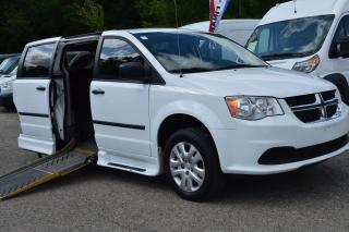 Used 2017 Dodge Grand Caravan Wheelchair Accessible for sale in Richmond Hill, ON