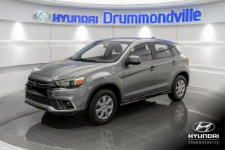Used 2018 Mitsubishi RVR ES + GARANTIE + CAMERA + A/C + CRUISE + for sale in Drummondville, QC