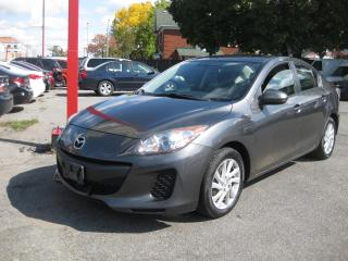 Used 2012 Mazda MAZDA3 GS-SKY FWD Auto AC Sunroof Cruise PL PM PW for sale in Ottawa, ON