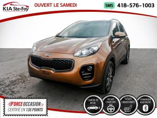 Used 2017 Kia Sportage * EX* CAMERA DE RECUL* BLUETOOTH*UN SEUL for sale in Québec, QC