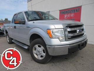 Used 2013 Ford F-150 XLT 4X4 SUPER CAB BLEUTOOTH V 8 5.0 L for sale in St-Jérôme, QC