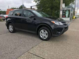Used 2015 Toyota RAV4  AWD LE,AWD,NO ACCIDENT,SAFETY+3YEARS WARRANTY INCLUDED for sale in Toronto, ON