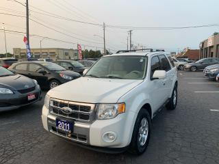 Used 2011 Ford Escape Limited,4x4 for sale in Hamilton, ON