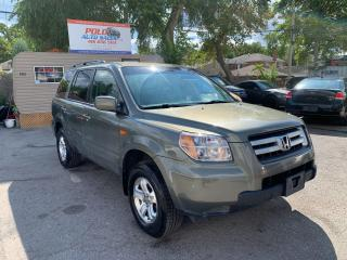 Used 2008 Honda Pilot LX for sale in Toronto, ON