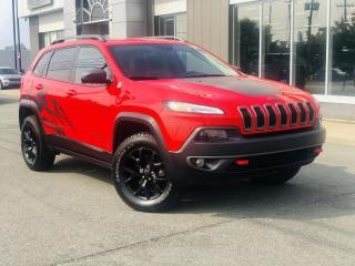 Used 2017 Jeep Cherokee TRAILHAWK  ENSEMBLE REMORQUAGE for sale in Ste-Marie, QC