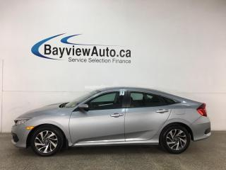 Used 2018 Honda Civic EX - AUTO! ALLOYS! SUNROOF! PWR GROUP! for sale in Belleville, ON