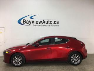 Used 2019 Mazda MAZDA3 GS - AWD! HTD LEATHER! SUNROOF! ONLY 10,000KMS! for sale in Belleville, ON