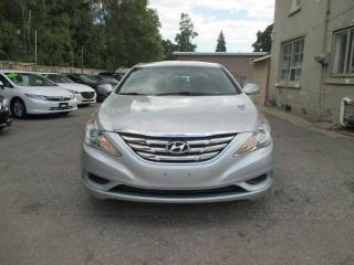 Used 2012 Hyundai Sonata GL for sale in Mississauga, ON