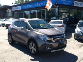 Used 2014 Buick Encore Convenience POWERGROUP, AWD, GREAT BUY!! for sale in North Bay, ON