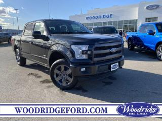 Used 2015 Ford F-150 Lariat for sale in Calgary, AB