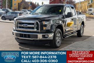 Used 2015 Ford F-150 XLT 300A/2.7L ECO BOOST/SYNC for sale in Okotoks, AB