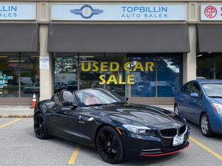 Used 2009 BMW Z4 sDrive30i, 6 Speed Manual for sale in Vaughan, ON