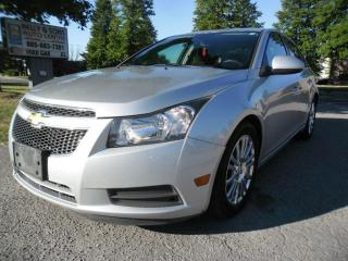 Used 2012 Chevrolet Cruze Eco