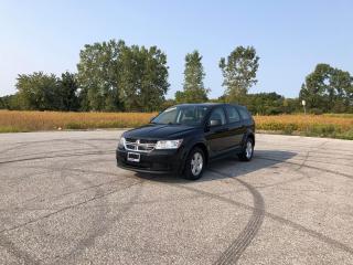 Used 2015 Dodge Journey Canada Value Pkg for sale in Windsor, ON
