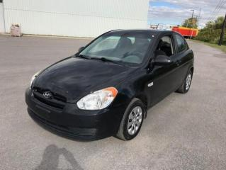 Used 2008 Hyundai Accent Hayon 3 portes, boîte manuelle, L for sale in Québec, QC