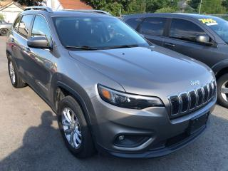Used 2019 Jeep Cherokee North, 4X4 for sale in St Catharines, ON