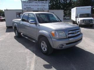 Used 2006 Toyota Tundra TRD 4X4  SR5 4 D00R for sale in Elmvale, ON