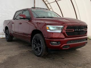 New 2021 RAM 1500 Rebel SPORT CREW CAB 4X4 for sale in Ottawa, ON