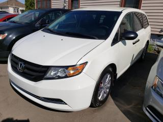 Used 2014 Honda Odyssey SE*8 PASSENGER*REARVIEW CAM*BLUETOOTH* for sale in Hamilton, ON