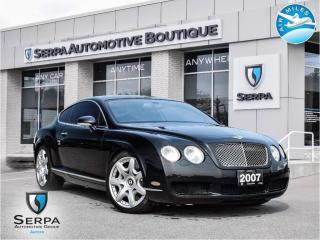 Used 2007 Bentley Continental GT Mulliner Edition for sale in Aurora, ON