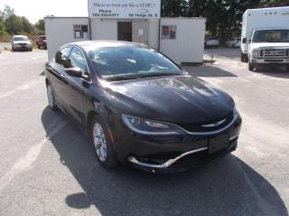 Used 2015 Chrysler 200 200C for sale in Elmvale, ON
