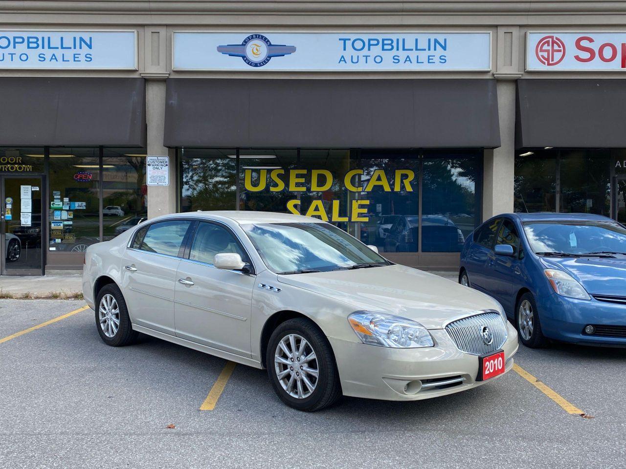 2010 Buick Lucerne CX-2 *Ltd Avail* 95,000 km