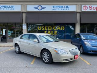 Used 2010 Buick Lucerne CX-2 *Ltd Avail* 95,000 km for sale in Vaughan, ON