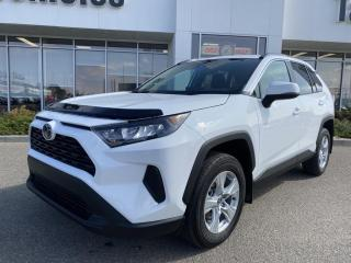 Used 2019 Toyota RAV4 LE for sale in Regina, SK