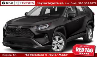 New 2020 Toyota RAV4 XLE for sale in Regina, SK