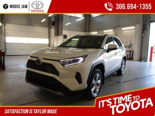 New 2020 Toyota RAV4 Hybrid Limited LIMITED AWD for sale in Moose Jaw, SK