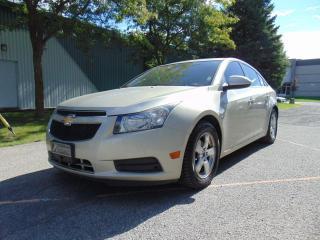 Used 2013 Chevrolet Cruze ******FINANCEMENT MAISON ET BANCAIRE DIS for sale in St-Eustache, QC