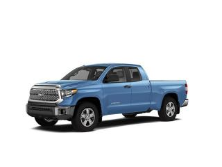 New 2021 Toyota Tundra 4X4 Crewmax SR5 5.7L BASE for sale in Hamilton, ON