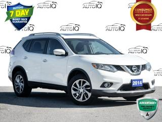 Used 2014 Nissan Rogue SL NAVIGATION SYSTEM | SUNROOF | CLEAN CARFAX for sale in St Catharines, ON