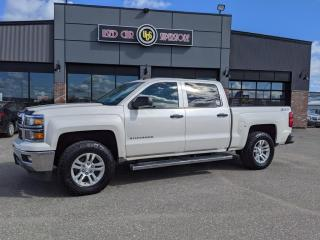 Used 2014 Chevrolet Silverado 1500 4WD Crew Cab Standard Box LT w-2LT for sale in Thunder Bay, ON