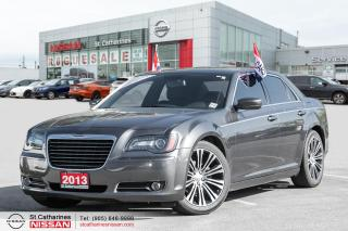 Used 2013 Chrysler 300 S Navi | Pan Roof | Leather | Accident Free for sale in St. Catharines, ON