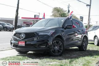 Used 2020 Acura RDX A Spec | Like New | Red Leather | Priced To Sell for sale in St. Catharines, ON